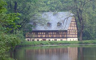 Ehemalige Wassermühle, Rußdorf