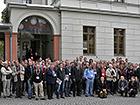 LEHM 2012: Gruppenfoto vor dem Tagungsort