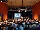 Auditorium im Kulturzentrum Mon Ami Weimar (LEHM 2012)
