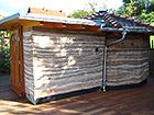 LEHM 2012: Lehmhof Lindig, Sauna