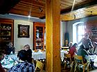 LEHM 2012: Stärkung nach der Wanderung im Deutschen Bienenmuseum