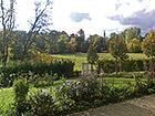LEHM 2012: Herbstlicher Ausblick vom Goethegartenhaus