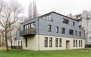 Umbau eines ehemaligen Waschhauses, Berlin